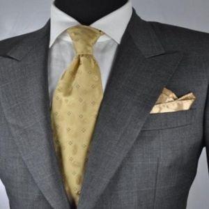 BRIONI Italian Gray 1Btn Suit